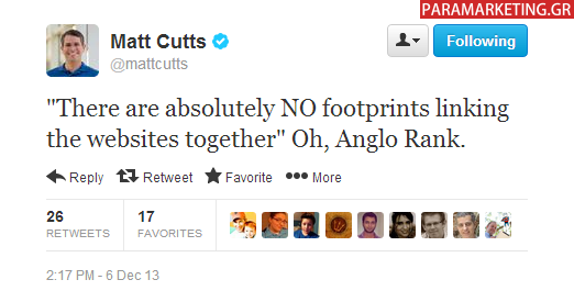 twitter-mattcutts-there-are-absolutely-no